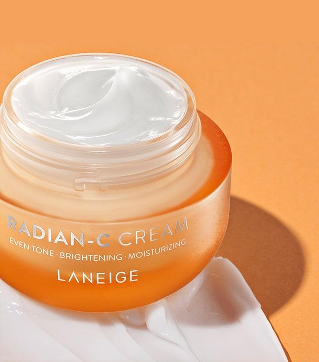 Công thức dưỡng sáng làn da đặc biệt từ Laneige